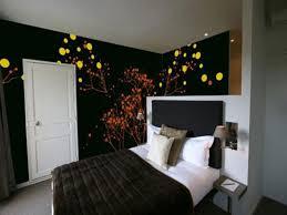 bedroom wonderful white yellow green wood glass cool design