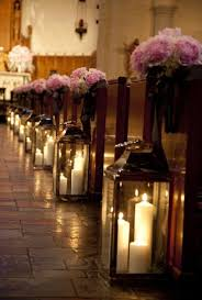 wedding church decorations creative church wedding decorations easyday