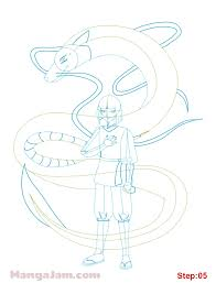 how to draw haku from spirited away mangajam com
