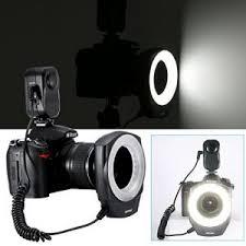neewer led ring light buy neewer 48 led ring light for macro canon nikon sigma tamron lens