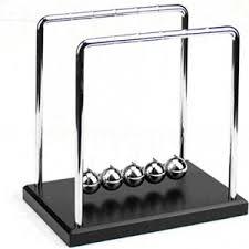 Physics Desk Toys Actionfly Newtons Cradle Balance Balls Physics Pendulum Science