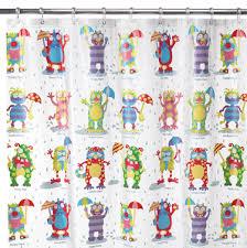 Childrens Shower Curtains Shower Curtain Free Home Decor Oklahomavstcu Us