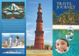 travel brochure templates free pacq various u0026 high professional