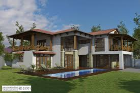 style house with 5 bedrooms id 25701 house plans by maramani