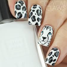 copycat claws 40 great nail art ideas black u0026 white