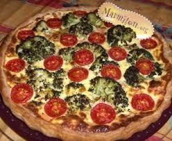 cuisiner le brocolis marmiton quiche aux brocolis st marcellin et tomates cerises recette de