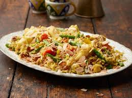Biryani Decoration Vegetable Biryani Recipe Food Network Kitchen Food Network
