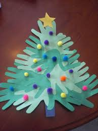 kids handmade christmas tree decorations children crafts ideas