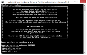 free anti virus tools freeware downloads and reviews from download junkware removal tool