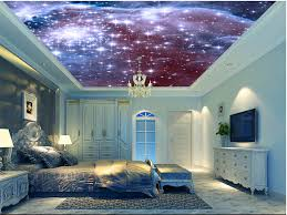Bedroom With Stars Custom Universe Wallpapers Cosmic Star Bedroom Ceiling Wall