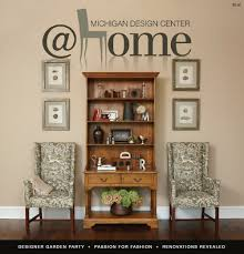 House And Home Magazine by Dunlap Design Group Llc Michigan Interior Design And Decorating