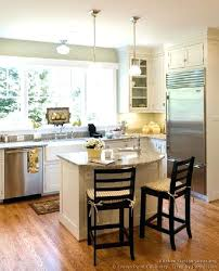 narrow kitchen design with island pictures of small kitchens with islands small kitchen ideas