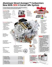 street avenger carburetor u2013 turbo technology inc