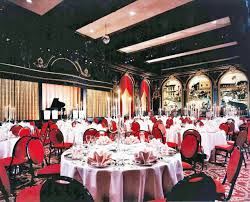 the venetian room as it was designed by famous decorator dorothy