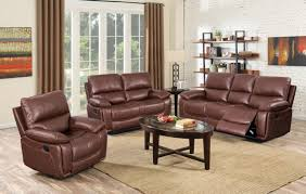 2pc motion reclining set plus bonus free glider recliner chair