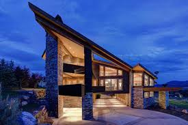 utah home design architects architecture asymmetry in the service of comfortable living park