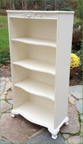 White Bookcases With Glass Doors by Furniture Etagere Bookshelf Antique White Bookcase Pier One
