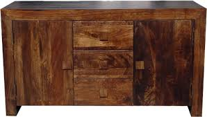 Walnut Sideboard Buy Jaipur Furniture Dakota Walnut Sideboard 2 Doors 3 Drawers