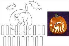 100 pumpkin carving stencils and patterns halloween freebies