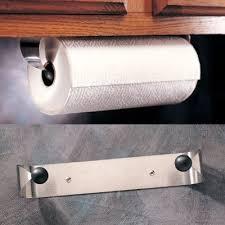 cabinet paper towel holder stainless steel under cabinet paper towel rack