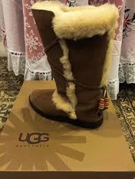 ugg slippers sale size 8 ugg gradin bottes de neige chestnut ugg