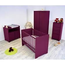 chambre prune et blanc chambre bébé floride complète prune achat vente chambre complète