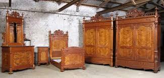 schlafzimmer jugendstil fantastisches jugendstil schlafzimmer aus birke und kirsche antik