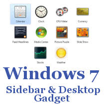 Gadgets Windows ���� ����� �����