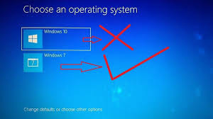 install windows 10 bootloader easiest way to remove uninstall windows 10 from dual boot