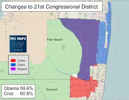 Boca Raton Map The Complete Breakdown Of Florida U0027s Proposed Congressional