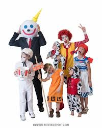 25 ronald mcdonald costume ideas ronald