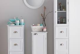 Bathroom Storage Cabinets Bathroom Captivating White Bathroom Storage Cabinet Cabinets