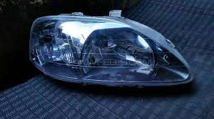 headlights for sale honda civic 2000 rs headlights for sell for sale in peshawar
