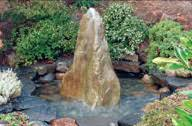 Rock Garden With Water Feature Water Features Backyard Waterfalls Garden Water Features