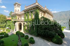 villa erba luxury wedding