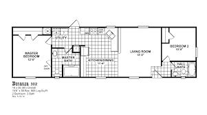 2 Bedroom Garage Apartment Floor Plans Bonanza 302 Oak Creek Homes Tiny House Pinterest Oak Creek