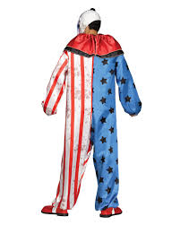 scary clown halloween mask horror circus clown costume with mask halloween clown disguise