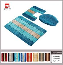 3 piece bathroom mat sets benefit cool ideas for home
