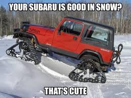 jeep snow meme jeep memes page 6 jeep wrangler forum