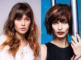 coupe cheveux tendance coupe de cheveux les tendances de l automne hiver 2016 2017
