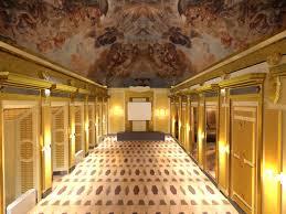 illuminazione a pavimento sala luca giordano la luce per l arte luce e design