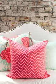 cynthia rowley feather filled decorative pillow cynthia rowley cynthia rowley decorative fringed pillows white washed brick white upholstered headboard preppy pillows cynthia rowley home