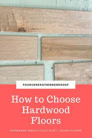 best tips choosing hardwood flooring new family room project