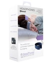 Comfortable Sleeping Headphones Sleepphones Speakers Embedded In A Comfy Headband