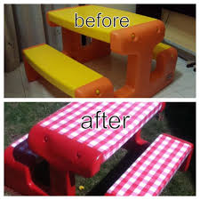little tikes makeover climber i love spray paint painted
