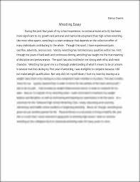 sample extracurricular activities essay word essay example 200 word essay example