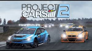 opel astra touring car project cars 2 wip autumn sunset thunderstorm night touring