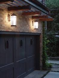 Design For Outdoor Carriage Lights Ideas Wall Lights Design Outdoor Garage Exterior With Door For Lighting
