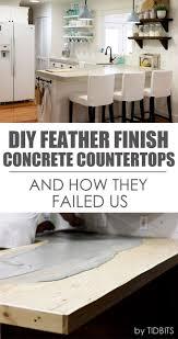 best 25 concrete countertop mix ideas on pinterest diy concrete