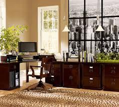 Office Furniture Decorating Ideas Astonishing Ideas Decorating Home Office With Classic Design